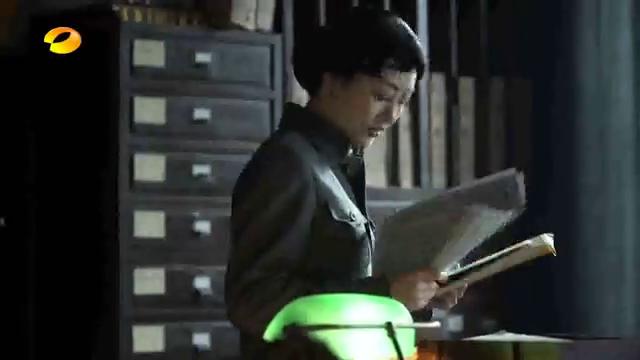 伪装者:藤田让汪曼春放下明天的案子,去追踪第三战区密码本
