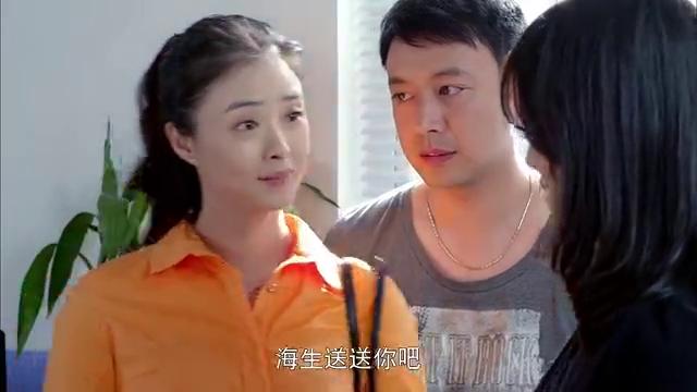 回到家中林母表示希望唐乔菲能够去医院看望一下林母,做一个好媳