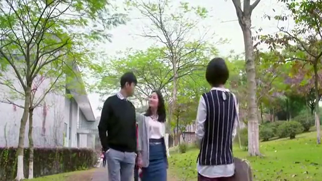 因为爱情:小楠怀孕,跑去学校告诉老公,没想到竟看见这一幕!