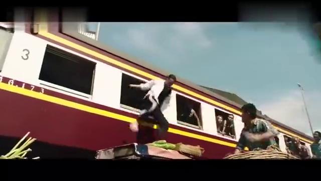 湄公河行动:火车出现整容脸,仔细一看惊呆了,这手术太成功了