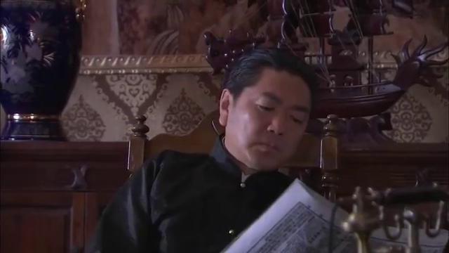 渡边想要拿下闸北仓库,并要求百乐门配合