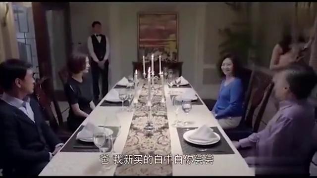 好先生:有钱人真的奢侈,这饭厅简直是堪比五星级酒店啊!