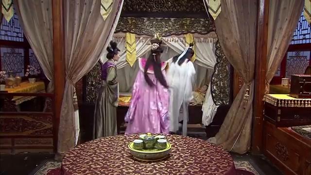 少林寺传奇藏经阁:皇帝突然回宫,打乱宦官的刺杀大计