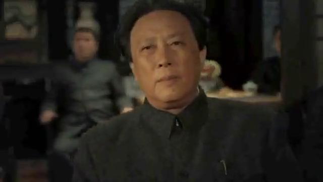 毛泽东:主席在戏台上,为和平一度忍让后方的挑衅