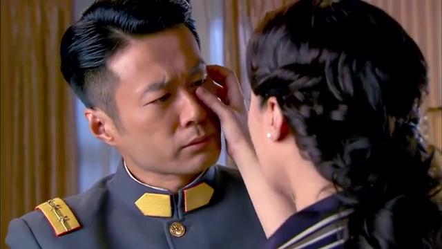 烽火佳人:黎邵峰狠毒的残害沈之沛,黎雪梅痛苦生下男婴