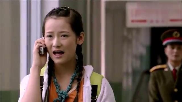 《雪域情》:父女俩就面对面,还打起电话,还有记者在拍摄!