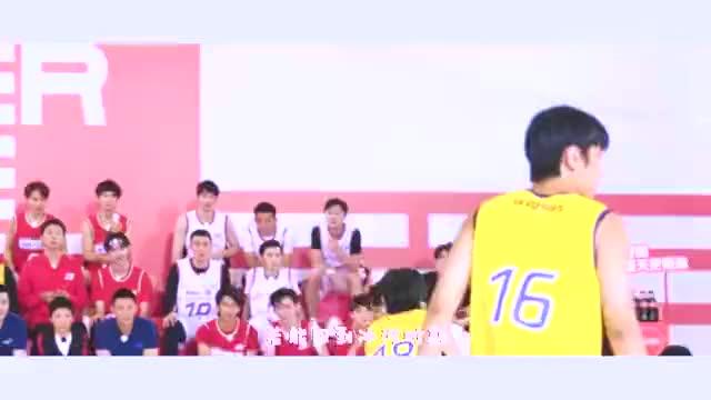 《超新星运动会》苏子婴打篮球,男版绿茶也可以这么帅