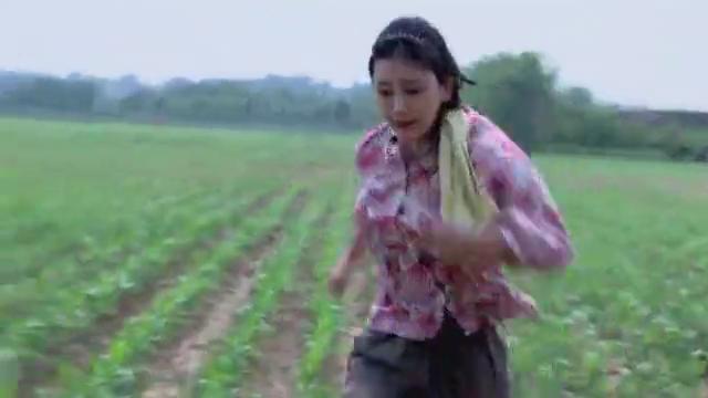 各个击破:田里干活的农妇,掏枪赶到犯罪现场,抓捕行动开始