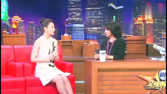 金星秀,殷桃说喜欢有幽默感的男人,金星:郭德纲你要吗