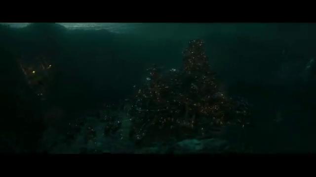 加勒比海盗:九大海盗王聚会,杰克:我欠了他们一身债!
