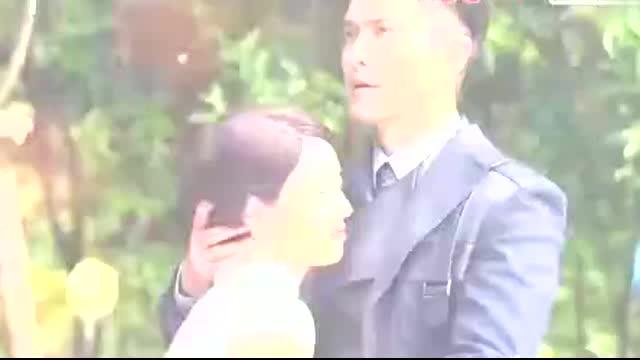 旗袍美探花絮:高伟光马伊琍高能时刻,男神吻到一半停下来擦汗!