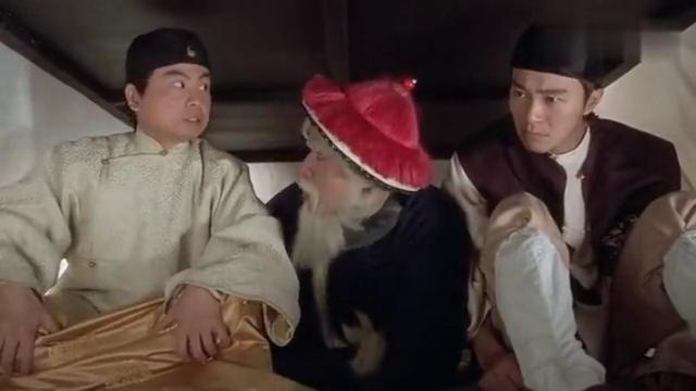 九品芝麻官:包龙星意外认识了皇上,还把戚家灭门案上报给皇上