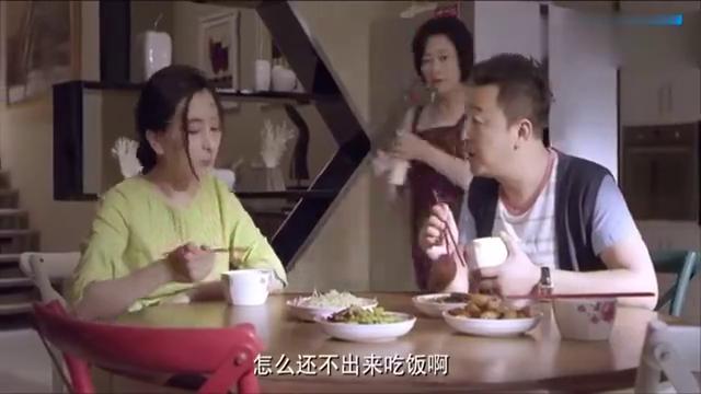 """还是夫妻:郭涛,马苏家里这大早上太热闹了,丈母娘要成""""国宝"""""""