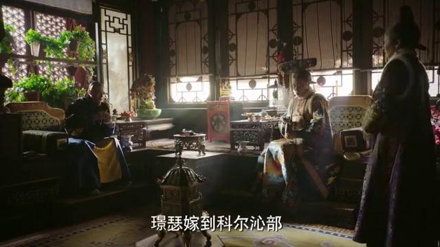 如懿传:蒙古嫔妃又添一员,豫嫔和魏嬿婉蛇鼠一窝,要搞事情了