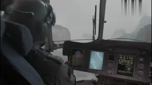 陆航旅一架满载救援物资的运输直升机,遇复杂气流,瞬间坠毁!