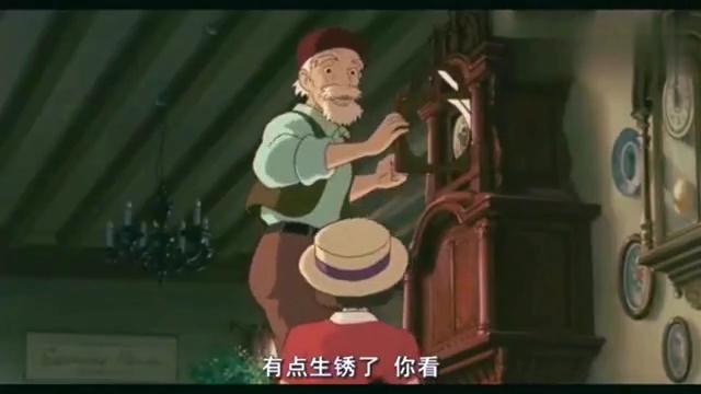 侧耳倾听:这个漂亮时钟背后有个悲伤的童话故事