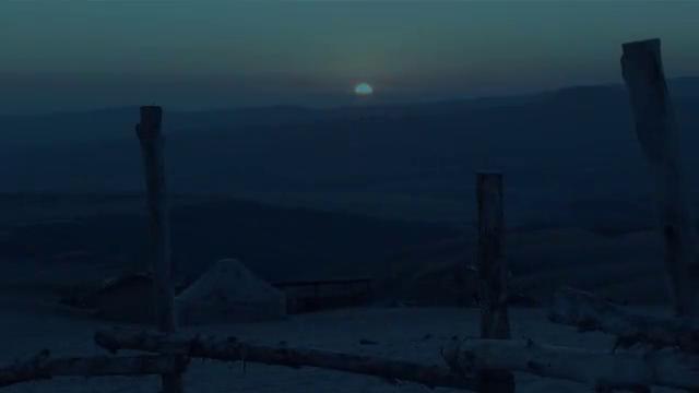 《大牧歌》杨月亮经过千辛万苦终于生下了一个女