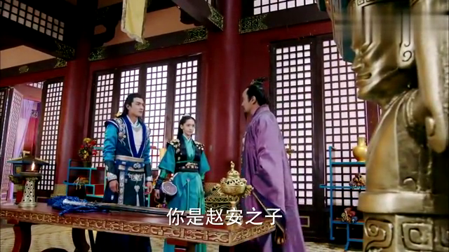 武神赵子龙:王允拿到护国神器,要杀了子龙,子龙奉上两柄剑