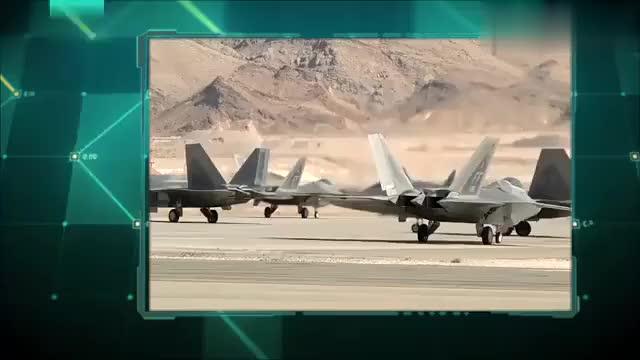 美军隐身战机魔咒!F22设计缺陷被F35完美继承空中震荡直接坠毁