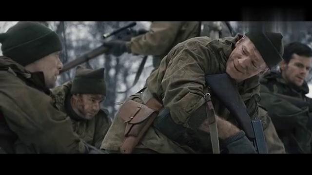 二战猛片:从军事监狱组建死囚敢死队,深入敌境破坏雷达站遭围剿