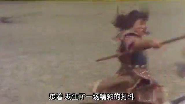 八十年代的武侠片《五郎八卦棍》加入五毛特效,毁了整部剧