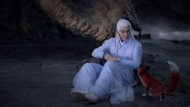 《枕上书》帝君,你怎么这么快就放下小狐狸了呀!
