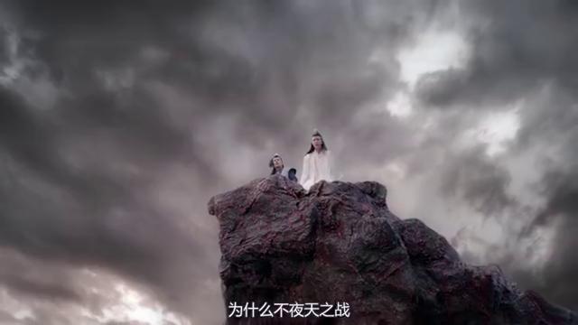不夜天决战,江澄明明没有刺中魏无羡,为什么他还是选择坠入悬崖