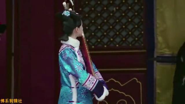 《如懿传》玫嫔混剪,最爱弹月琴的姑娘,却弹了一辈子琵琶