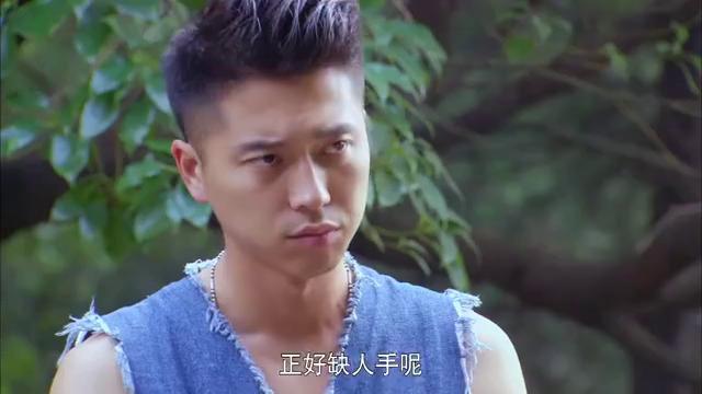 东江英雄刘黑仔:黑仔觉得世道不公,他想要改变,朋友非常的无奈