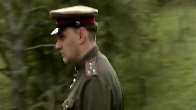 德军穿苏联军服渗透,苏军巡逻队拦截问话,一场战斗在所难免