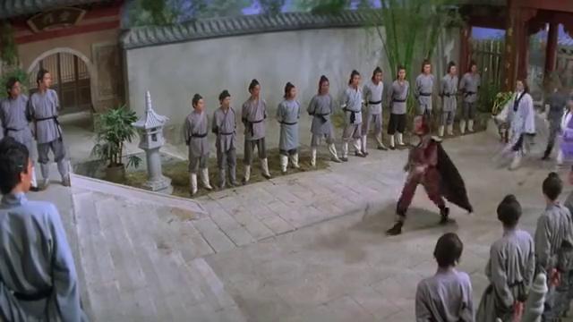 武当道长两仪剑法登峰造极,而闭关的掌门师兄才是绝世高手!