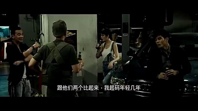 黑白迷宫:陈小春、任达华分钱分枪,特殊开瓶技巧很厉害!