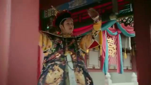 如懿传豫妃册封大殿,蒙古嫔妃都不参加,这是人缘有多差劲