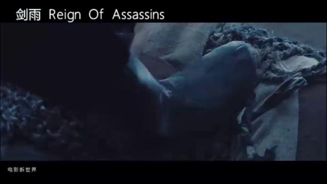 近十年最好的武侠电影,最写意的江湖,细雨绝杀转轮王