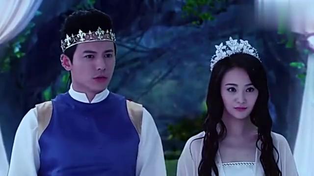 公主带着王子求王后赐婚,不料王后答应后,艾丽却传来坏消息