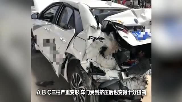 视频:事故车卡罗拉卖2万元 修车师傅都不敢买!
