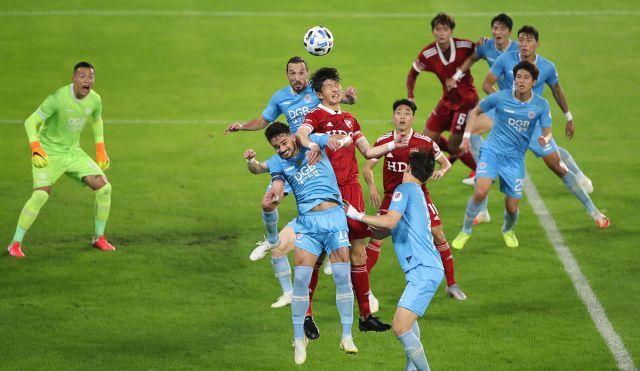 韩国,2020K联赛第13轮,大邱FC 3-0釜山Park