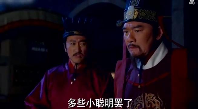 武媚娘传奇:宫中发生政变,刺客行刺皇上,哪知皇上早有准备