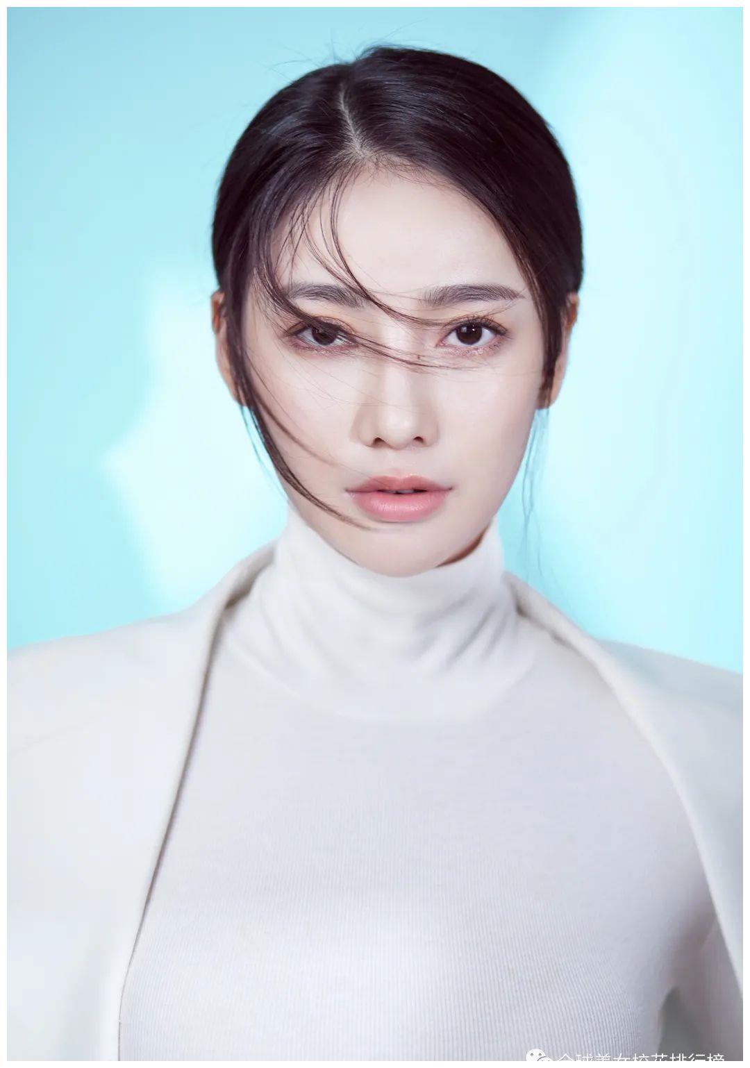 北京电影学院美女付枚