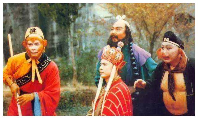 """86《西游记》原著很少的一段戏,杨洁拍了一集,要求必须""""四美"""""""