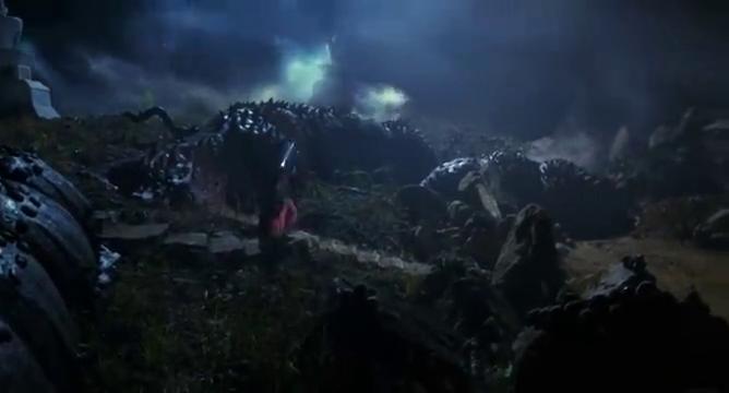 倩女幽魂2:侍卫来到诡异之地,而这里都是躯壳,到底发生了什么