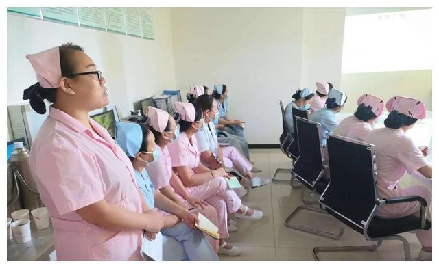 渭南市妇幼保健院儿科进行季度大查房
