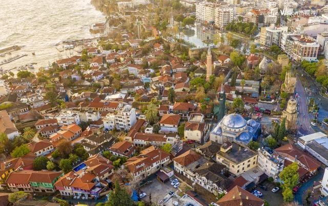"""浪漫的土耳其 在最美的城市感受世俗与情调并存""""安塔利亚"""""""