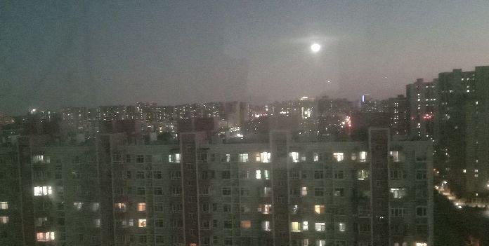 月光下的通州李庄