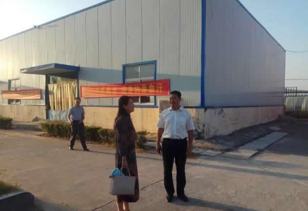 枣庄市峄城区教体局到吴林学区明查暗访漠视群众利益问题