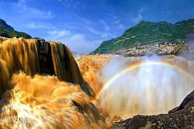 """中国最美的5个瀑布,庐山瀑布第3,第1堪称""""亚洲第一瀑"""""""