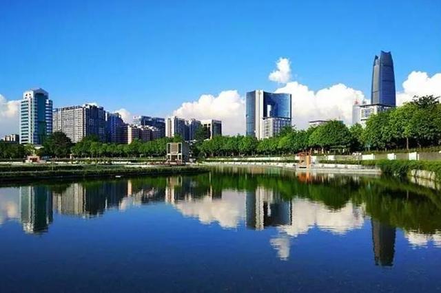 """中国第二个""""深圳"""",叫板一线城市,或将超越上海"""
