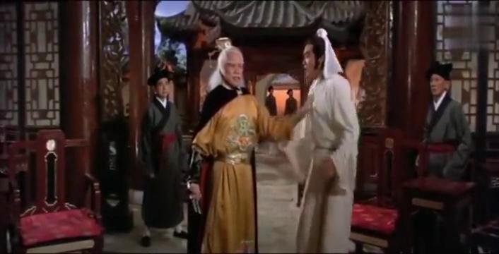 狄龙和尔冬升主演动作电影,李海生客串反派,演技精彩不断