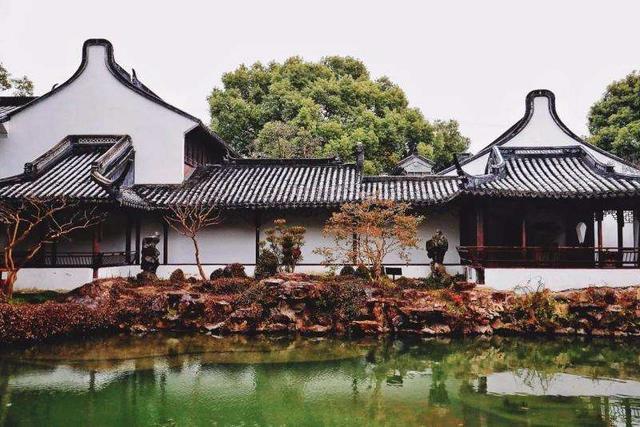 上海又一公园走红,园内景观媲美苏州园林,门票12元好评颇多