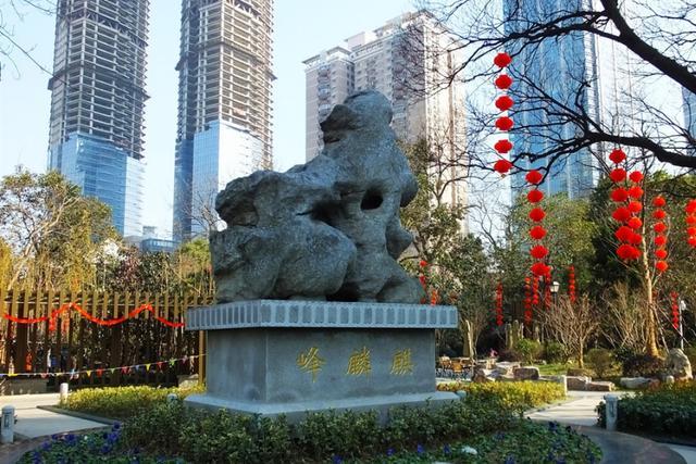 江苏又一免费公园,是中国第一座公园,园内风景不输天坛